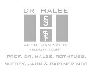 Dr. Halbe