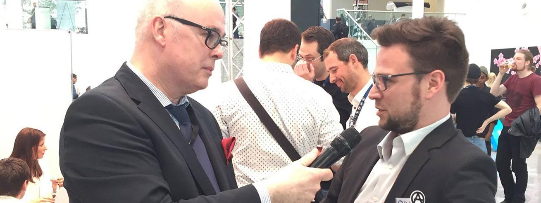 Sascha Kötter im Interview mit zm-Chefredakteur Dr. Uwe Richter zum Thema Standortpotential.